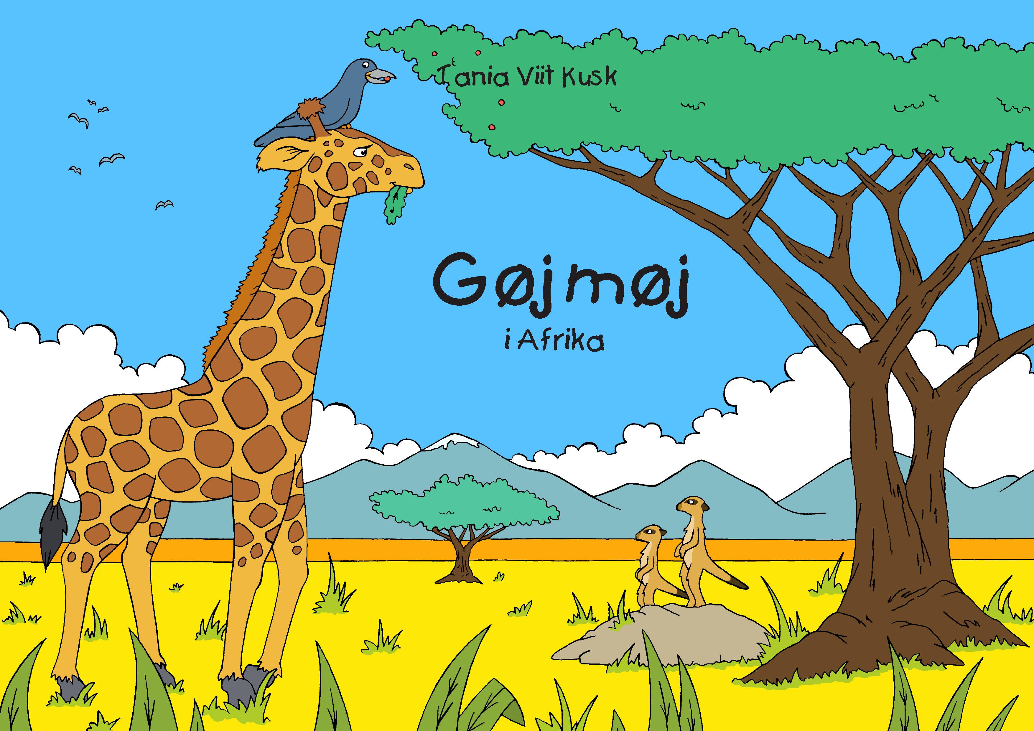 gøjmøj afrika